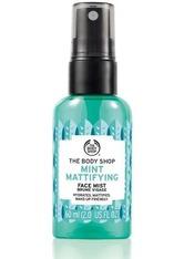 THE BODY SHOP - Mint Mattierendes Gesichtsspray 60 ML - GESICHTSWASSER & GESICHTSSPRAY