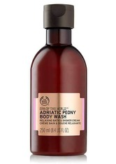 THE BODY SHOP - Spa Of The World™ Adriatic Peony Bade- & Duschcreme 250ML - DUSCHEN & BADEN