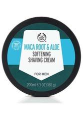 Maca Root & Aloe Glättende Rasiercreme Für Männer 200 ML