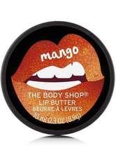 THE BODY SHOP - Mango Lip Butter 10ML - LIPPENBALSAM