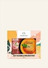 Zesty Satsuma & Pink Grapefruit Duo 1 Stück