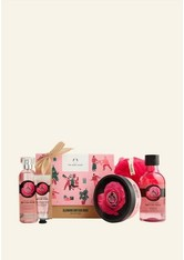 THE BODY SHOP - Glowing British Rose Big Geschenkbox 1 Stück - Körperpflegesets