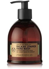 THE BODY SHOP - Spa Of The World™ Balkan Juniper Handseife 275 ML - PEELING & MASKE