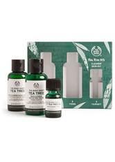 THE BODY SHOP - Tea Tree 123 Clearer Skin Geschenkset 1 Stück - PFLEGESETS