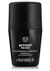 THE BODY SHOP - Activist Deodorant Roller 50 ML - DEODORANT