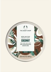 Coconut Body Butter 200 ML