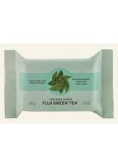 THE BODY SHOP - Fuji Green Tea™ Peeling-seife 100 G - Seife