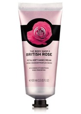 British Rose Handcreme 100 ML