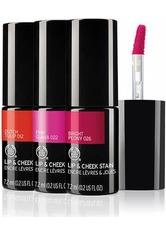 THE BODY SHOP - Lip & Cheek Stain 7.2 ML - Lipgloss