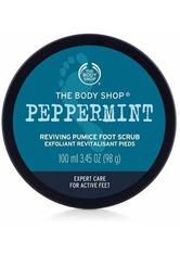 Peppermint Bimsstein-fußpeeling 100 ML