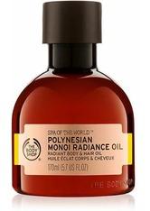 THE BODY SHOP - Spa Of The World™ Polynesian Monoï Radiance Oil 170 ML - KÖRPERCREME & ÖLE