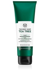 Tea Tree 3-in-1-pflege: Reinigung, Peeling, Maske 125 ML