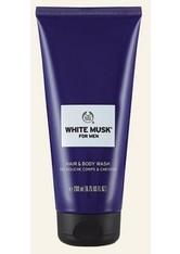 White Musk® For Men Shampoo & Duschgel 200 ML