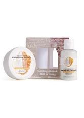 THE BODY SHOP - Soothing Almond Milk & Honey Mini-geschenkset 0Stück - KÖRPERPFLEGESETS