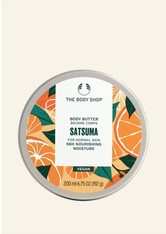 Satsuma Body Butter 200 ML