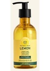 THE BODY SHOP - Lemon Purifying Haar-& Körperpflege 400 ML - Duschen & Baden