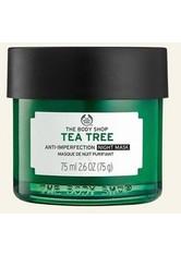 Tea Tree Anti-unreinheiten Nachtmaske 75 ML