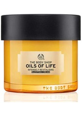 THE BODY SHOP - THE BODY SHOP Intensely Revitalising Sleeping Cream 80 ml - NACHTPFLEGE