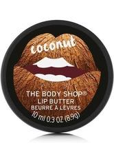 THE BODY SHOP - Coconut Lippenbutter 10ML - LIPPENBALSAM