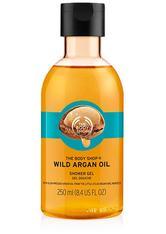 THE BODY SHOP - Wild Argan Oil Duschgel 250ML - DUSCHEN & BADEN