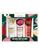 Soothing, Fruity & Floral Handcreme-trio 1 Stück