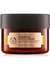 THE BODY SHOP - THE BODY SHOP Hawaiian Kukui Body Cream 350 ml - KÖRPERCREME & ÖLE