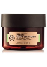 THE BODY SHOP - Spa Of The World™ French Grape Seed Scrub 350 ML - KÖRPERPEELING
