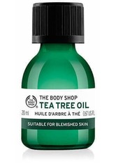 THE BODY SHOP - THE BODY SHOP Oil Tea Tree 20 ml - PICKELPFLEGE
