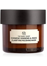 Chinese Ginseng Hautklärende Maske 75 ML