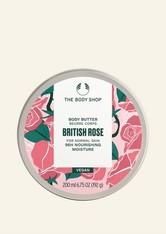 British Rose Body Butter 200 ML