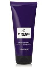 THE BODY SHOP - White Musk® For Men Shampoo & Duschgel 200ML - SHAMPOO & CONDITIONER