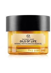 THE BODY SHOP - Oils Of Life™ Revitalisierende Augencreme 20 ML - AUGENCREME