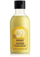 THE BODY SHOP - Banana Truly Nourishing Conditioner 60 ML - CONDITIONER & KUR