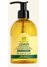 Lemon Moisturising & Cleansing Handgel 250 ML