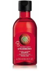 THE BODY SHOP - Strawberry Glanz-shampoo 400 ML - Shampoo