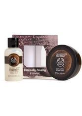 THE BODY SHOP - Exotically Creamy Coconut Mini-geschenkset 0Stück - KÖRPERPFLEGESETS