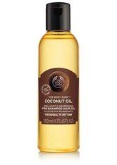 THE BODY SHOP - Coconut Pre-shampoo Haaröl 200 ML - Shampoo