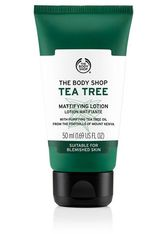 THE BODY SHOP - THE BODY SHOP Skin Clearing Lotion Tea Tree 50 ml - TAGESPFLEGE