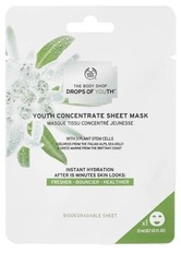THE BODY SHOP - THE BODY SHOP Tuchmaske Sheet Mask Doy 21 ml - TUCHMASKEN