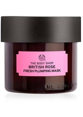 British Rose Feuchtigkeitsspendende Maske 75 ML