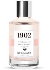 Berdoues 1902 Freesia & Coton Eau de Toilette  100 ml