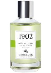 Berdoues Produkte Trefle & Vetiver Eau de Toilette Spray Eau de Toilette 100.0 ml