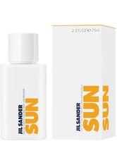 Jil Sander Sun Eau de Toilette (EdT) Natural Spray 75 ml Parfüm