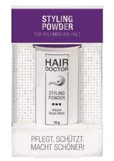 HAIR DOCTOR - Hair Doctor Styling Powder 10 g - HAARPUDER