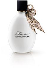 BLUMARINE - Blumarine Let You Love Me Eau de Parfum (EdP) 100 ml Parfüm - PARFUM