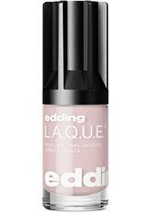 EDDING - edding L.A.Q.U.E. edding LAQUE inspiring ivory - NAGELLACK