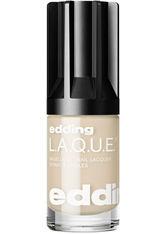 EDDING - edding L.A.Q.U.E. edding LAQUE clean cream - NAGELLACK