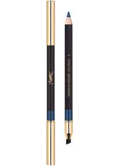 YVES SAINT LAURENT - Yves Saint Laurent Spring Look 2017; Kajalstift; Eyeliner; Augen Dessin du Regard 1.25 g Bleu Insolent - Kajal
