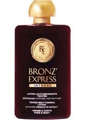 ACADEMIE - Académie Bronz'Express Intense Tinted Self-Tanning Lotion 100 ml - SELBSTBRÄUNER