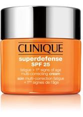 CLINIQUE - Clinique Superdefense SPF 25 Hauttyp 1&2 Gesichtscreme  50 ml - TAGESPFLEGE